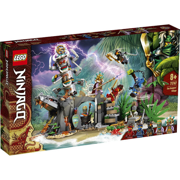 Lego Ninjago The Keepers Village (71747)