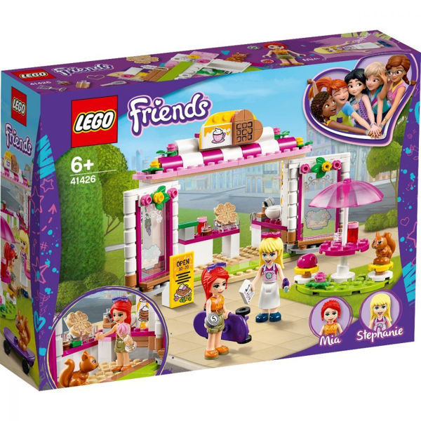 Lego Friends Heartlake City Park Cafe (41426)