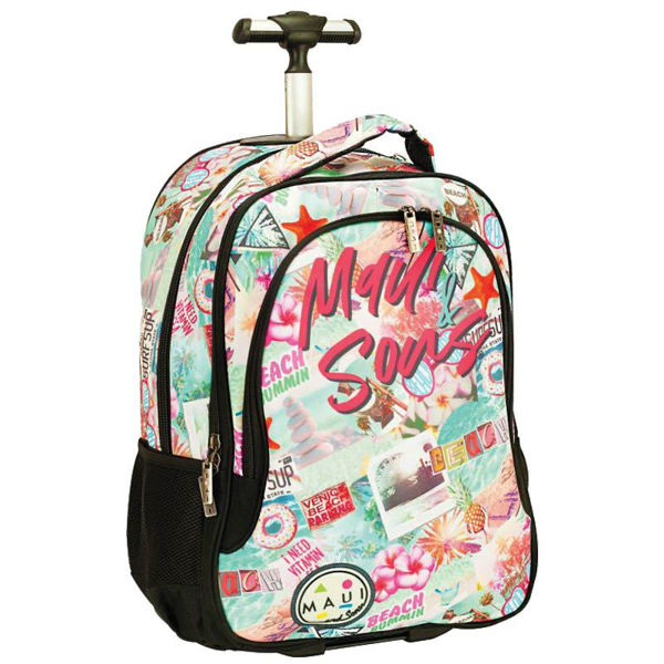 Maui & Sons Trolley Δημοτικού Polaroid (339-48074)