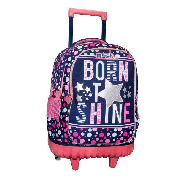 Must Trolley Δημοτικού Born To Shine (000579929)