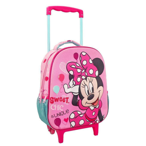 Minnie Mouse Trolley Νηπίου 3D Sweet Chic & Unique (000562678)