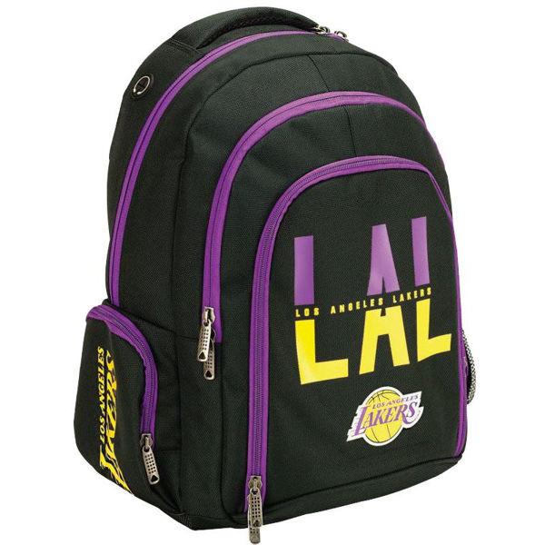 NBA Σακίδιο Πλάτης LA Lakers 21 (338-92031)