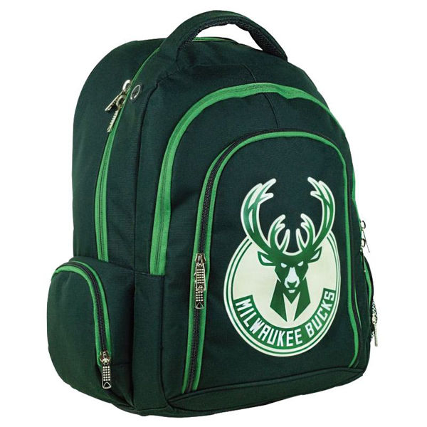 NBA Σακίδιο Δημοτικού Milwaukee Bucks (338-49031)