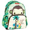 Fisher Price Σακίδιο Νηπίου Monkey (349-14054)