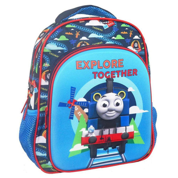 Thomas & Friends Σακίδιο Νηπίου 3D (000570459)