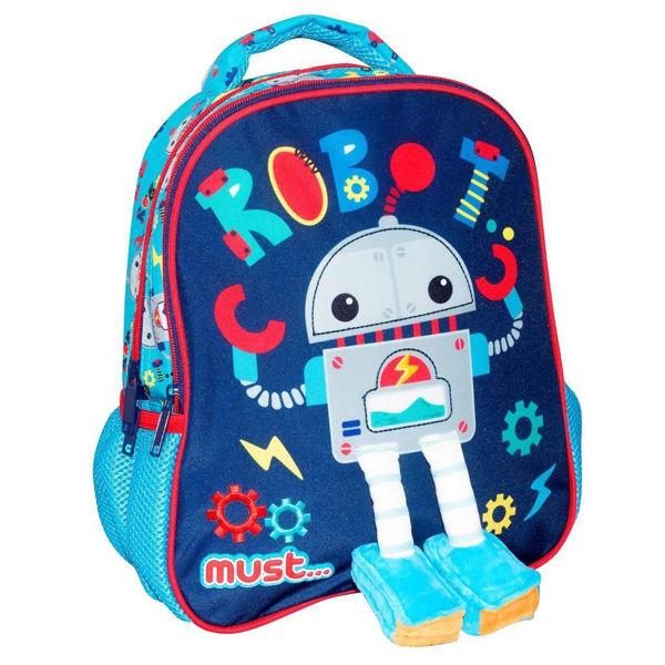 Must Σακίδιο Νηπίου Robot (000584040)