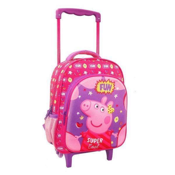 Peppa Pig Trolley Νηπίου 3D Super Cool Fun (000482598)