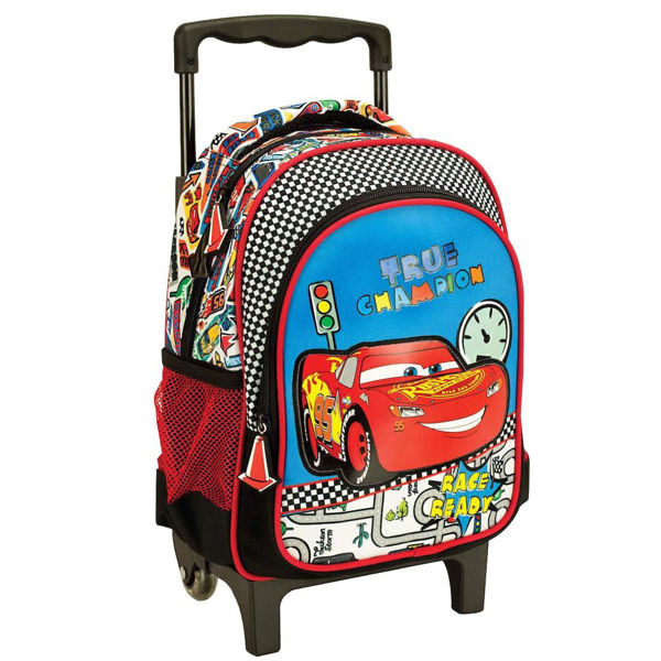 Cars Trolley Νηπίου Lets Race (341-49072)