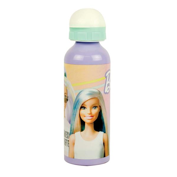 Barbie Παγούρι Αλουμινίου 520ml (571-17232)
