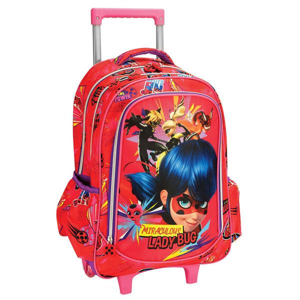 Miraculous Ladybug Trolley Δημοτικού Girl Power (346-05074)