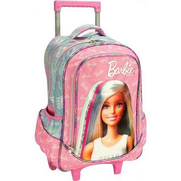 Barbie Trolley Δημοτικού Think Sweet (349-70074)