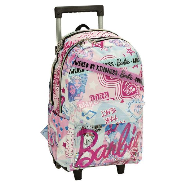 Barbie Trolley Δημοτικού Girl Power (349-69074)