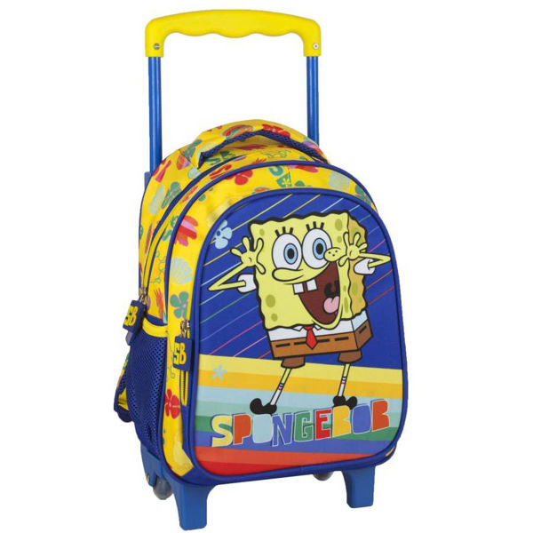 SpongeBob Trolley Νηπίου Neon (336-75072)