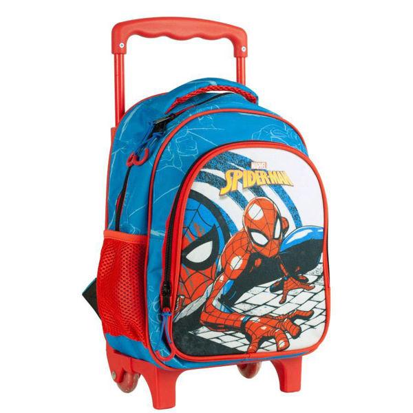 Spiderman Trolley Νηπίου (337-79072)