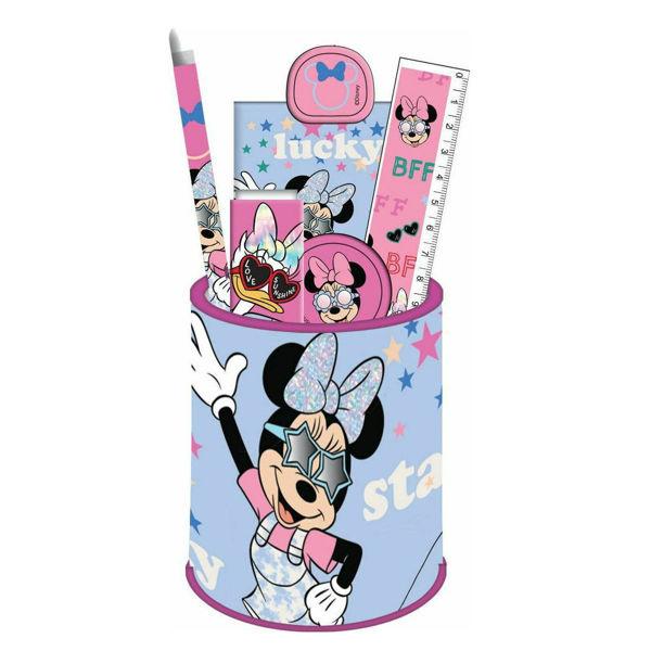Minnie Mouse Σετ Μολυβοθήκη (340-44884)