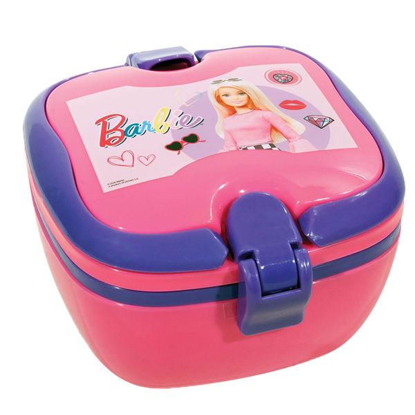 Barbie Τάπερ Φαγητού Microwave (571-16266)