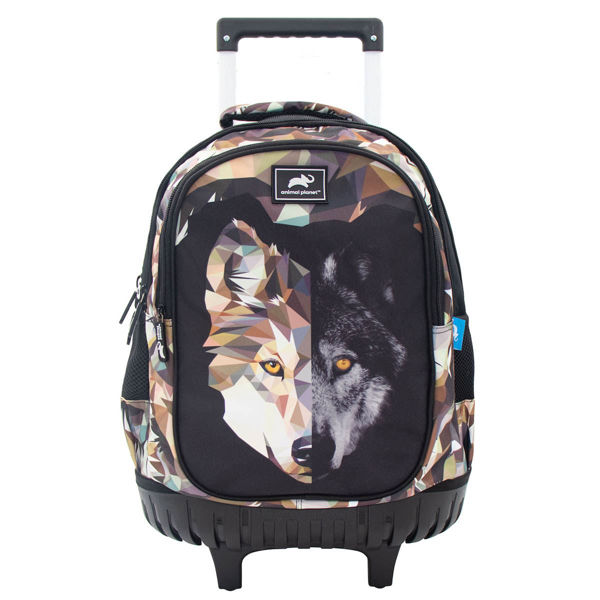 Animal Planet Trolley Δημοτικού Λύκος (000570830)