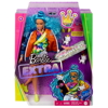 Barbie Extra Blue Curly Hair (GRN30)