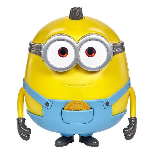 Minions The Rise Of Gru Babble Otto Large Interactive Figure (GMF27)