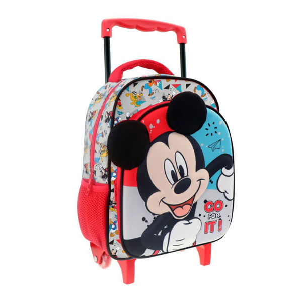Mickey Mouse Trolley Νηπίου 3D (000562443)
