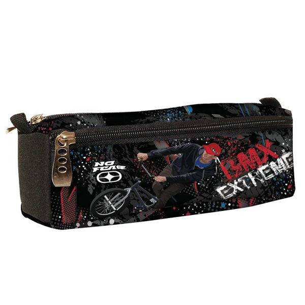 No Fear Κασετίνα Βαρελάκι Extreme BMX (347-47140)