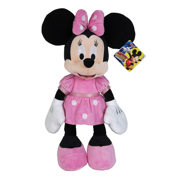 Mickey & The Roadster Racers Λούτρινο 25cm Minnie (1607-01687)