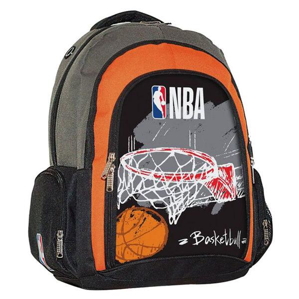 NBA Σακίδιο Πλάτης Red Bsket (338-41031)
