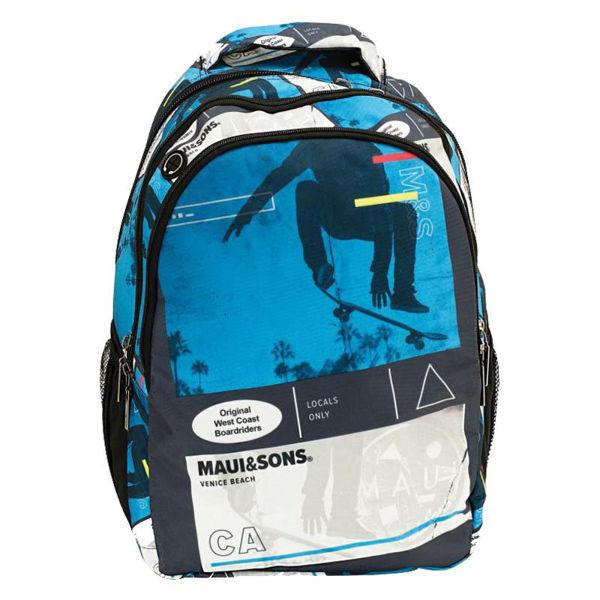 Maui & Sons Σακίδιο Πλάτης Boards (339-44031)