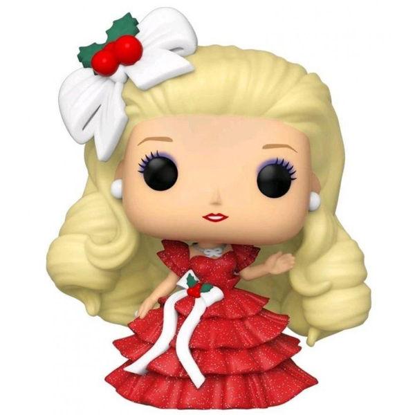 Funko Pop! Vinyl-Holiday Barbie 1988 (Barbie) (08)