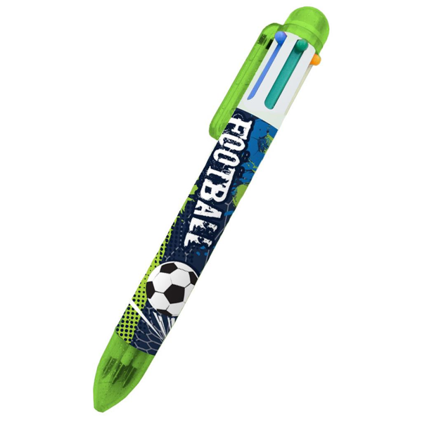 Must Στυλό 2 Σχέδια Ποδόσφαιρο/Μπάσκετ (000584280)