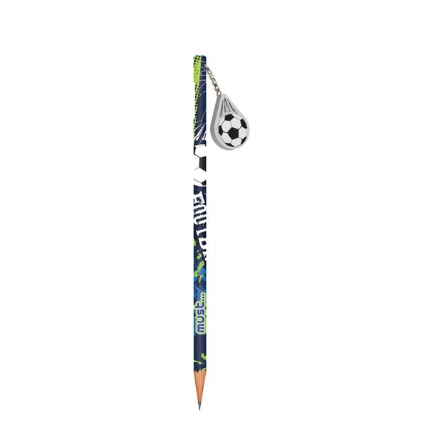 Μολύβι Με Γόμα 2 Σχέδια Ποδόσφαιρο/Μπάσκετ (000584276)