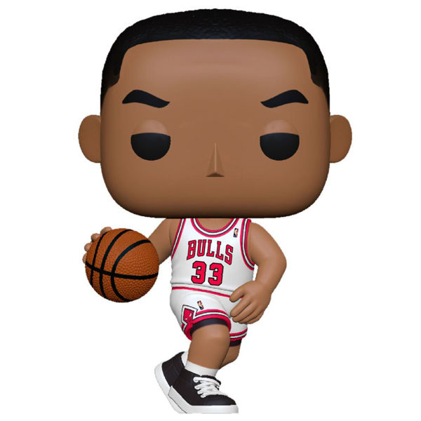 Funko Pop! Vinyl-Scottie Pippen (NBA Bulls) (108)