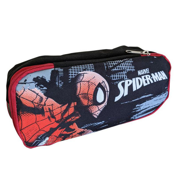 Spiderman Κασετίνα Οβάλ (337-79144)