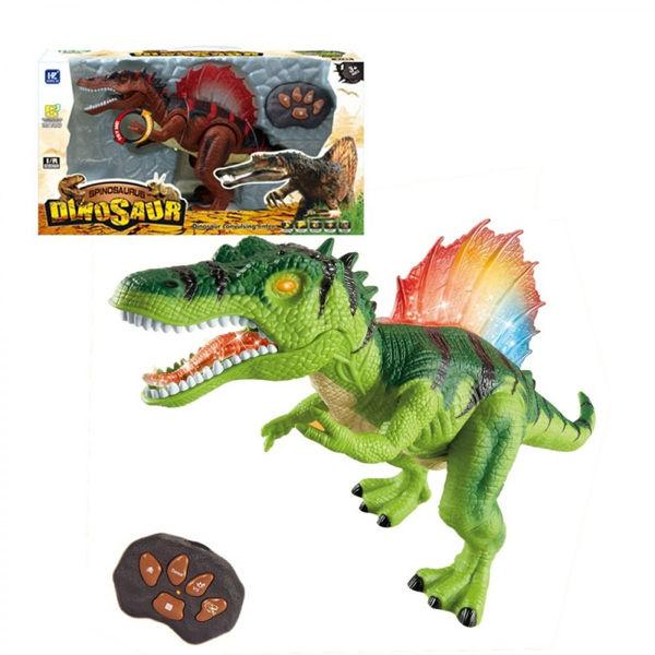 Δεινόσαυρος Σπινόσαυρος Τηλεκατευθυνόμενος Με Ήχο & Φως (29162)
