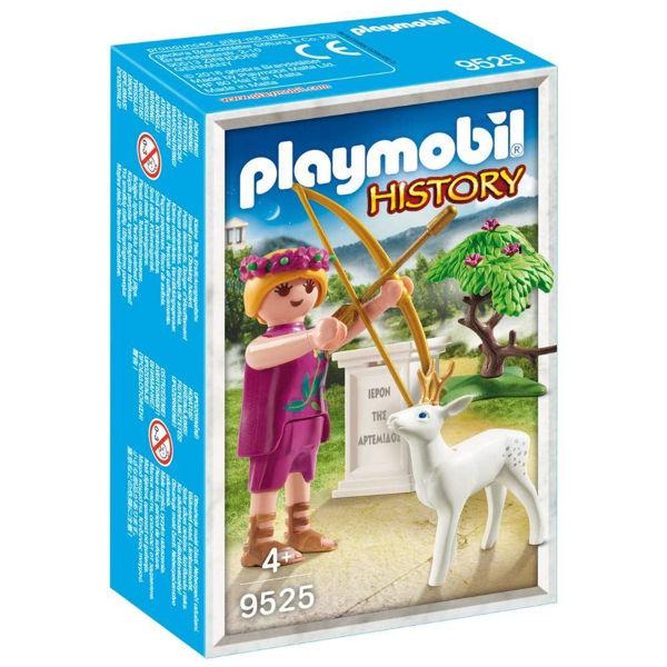 Playmobil History Θεά Άρτεμις (9525)