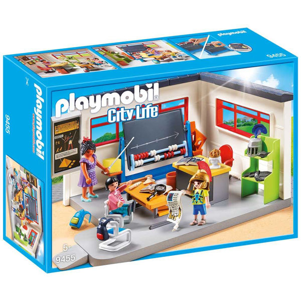 Playmobil Τάξη Ιστορίας (9455)
