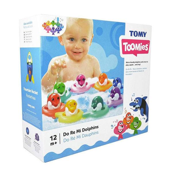 Tomy Toomies Do Re Mi Dolphins (E6528)