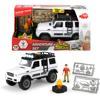 Dickie Jeep Με 1 Φιγούρα, Φως & Ήχο (383-5002)