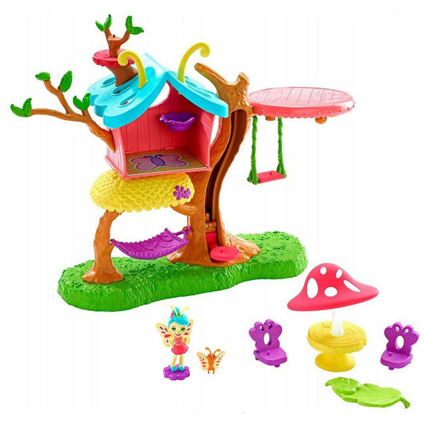 Enchantimals Butterfly Clubhouse (GBX08)