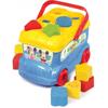 Clementoni Baby Λεωφορειάκι Με Σχήματα Mickey (1000-14395)