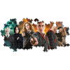 Clementoni Puzzle Panorama 1000τεμ Harry Potter (61883)