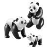 Playmobil Family Fun Δύο Πάντα Με Το Μωρό Τους (70353)