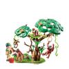 Playmobil Family Fun Φροντιστής Ζώων Με Ουρακοτάγκους (70345)
