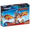 Playmobil Dragons Μύξαρχος & Τσιγκελοδόντης (70731)