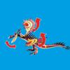 Playmobil Dragons Μύξαρχος & Τσιγκελοδόντης (70731)w