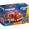 Playmobil Η Καντίνα Του Ντελ (70075)