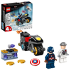 Lego Super Heroes Captain America & Hydra Face-Off (76189)