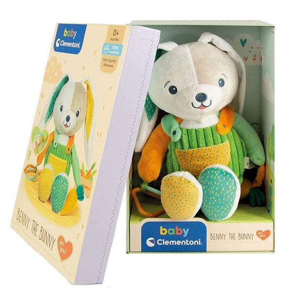 Clementoni Baby Benny The Bunny (17477)