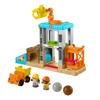 Fisher Price Little People Εργοτάξιο Σετ Παιχνιδιού Με Ήχους (HCJ64)