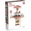 Modern Kitchen Κουζίνα Με Φως & Ήχο 29τεμ (000621813)